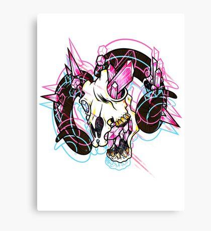 QUARTZ!PINK Canvas Print