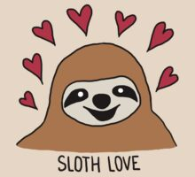 Sloth Love - Shirt by aoifethegreat