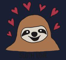 Sloth Love - Shirt Kids Tee