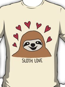 Sloth Love - Shirt T-Shirt