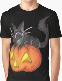Trick and Treat Graphic T-Shirt