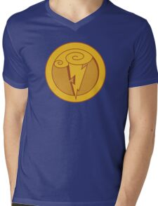 Hercules Symbol of the Gods Mens V-Neck T-Shirt