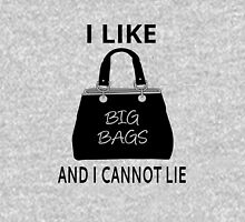 I Like Big Bags And I Cannot Lie Womens Fitted T-Shirt