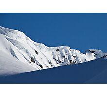 Snow Capped Photographic Print