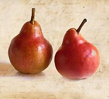 Two Pears by pennyswork