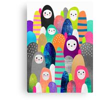 Pebble Spirits Canvas Print