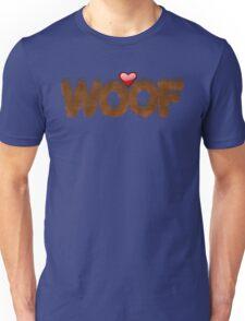 WOOF Unisex T-Shirt