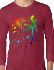 Pride Paint Long Sleeve T-Shirt