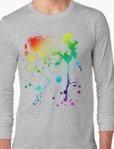 Pride Paint Long Sleeve T-Shirt