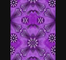 Bohemian purple vintage peace T-Shirt