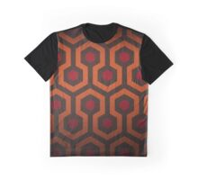 The Shining Carpet Pattern  Graphic T-Shirt