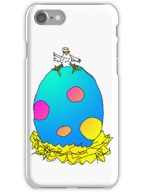 Who's egg is this? by AHakir