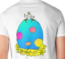 Who's egg is this? Mens V-Neck T-Shirt