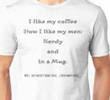 Nerd Coffee Unisex T-Shirt