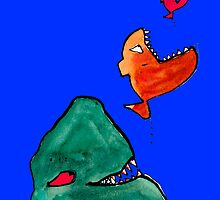 Fish  by Ian Jeffrey