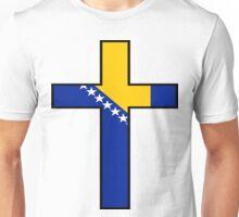 Olympic Countries - Bosnia and Herzegovina Unisex T-Shirt
