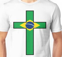 Olympic Countries - Brazil Unisex T-Shirt