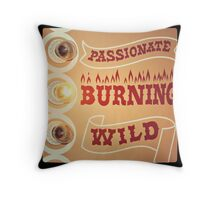 Lover Test Throw Pillow