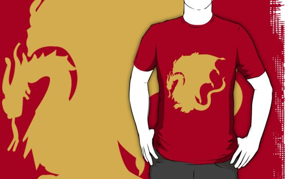 Pendragon Tee by KitsuneDesigns