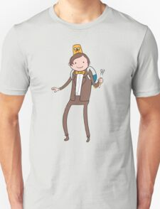 Who are you? Unisex T-Shirt