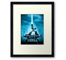 MEGA - Movie Poster Edition Framed Print