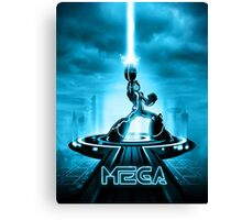 MEGA - Movie Poster Edition Canvas Print