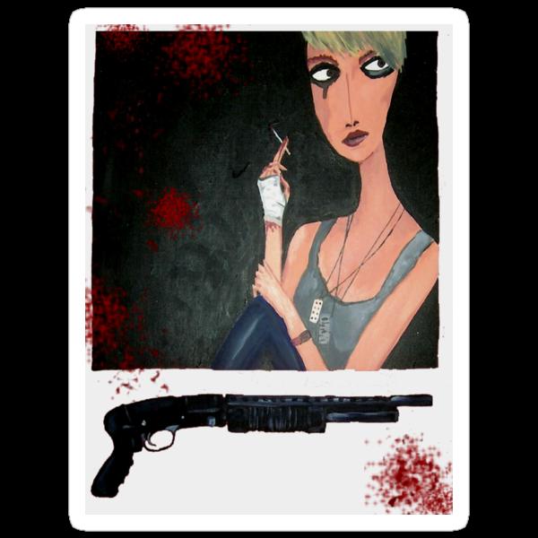 Domino Harvey by emma jane murphy