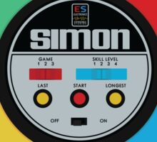 simon Sticker