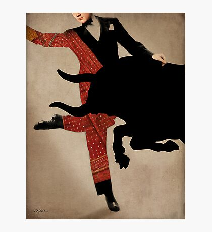 Dance Of Taurus Photographic Print