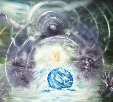 Birth of The 5d- Earth by Jeff Schauss