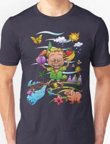 Growing Happy Kids Unisex T-Shirt
