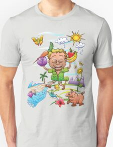 Growing Happy Kids T-Shirt