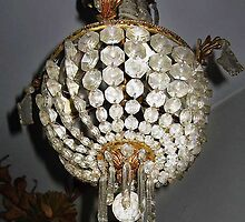 Old Portugese Chandelier by Bine