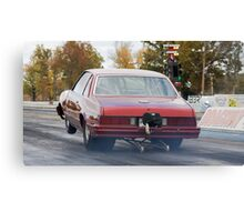 Race Junk Canvas Print