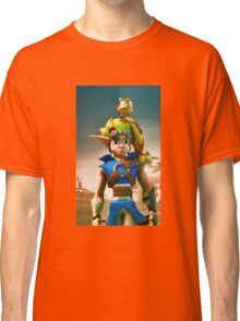 Jak and Daxter cover Classic T-Shirt
