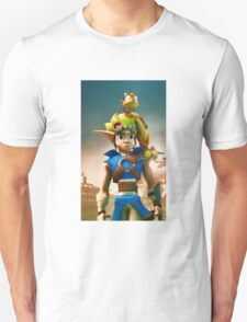 Jak and Daxter cover Unisex T-Shirt