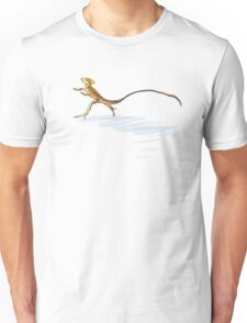 Basilisk Jesus Lizard Unisex T-Shirt