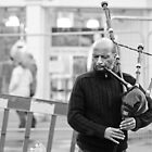 SCOTTISH BAGPIPES by saadsolaiman