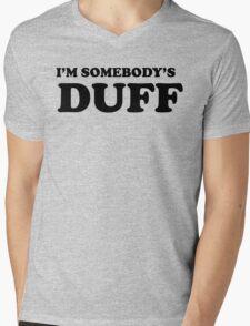 i'm somebody's DUFF  Mens V-Neck T-Shirt