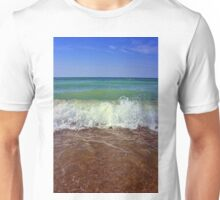 Sky Water and Earth Unisex T-Shirt