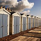 Basically Blue Beach Huts.... by wigs