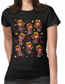 Lotsa Socks Womens Fitted T-Shirt