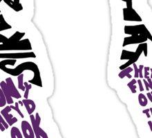 Street Rat Sticker