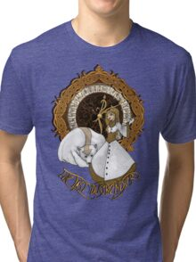 Lyra Belacqua: The Last Dustbender Tri-blend T-Shirt