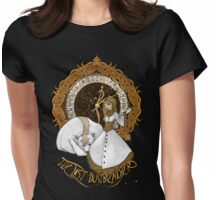 Lyra Belacqua: The Last Dustbender Womens Fitted T-Shirt