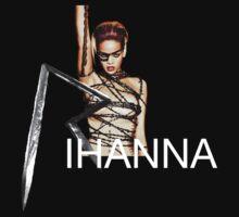 Rihanna Chains (White) by HausOfNathan
