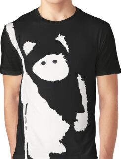 Ewok Silhouette (Black) Graphic T-Shirt