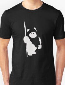 Ewok Silhouette (Black) T-Shirt