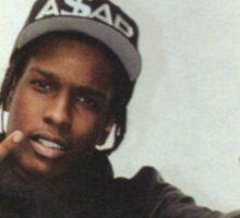 A$AP Rocky 3 Sticker