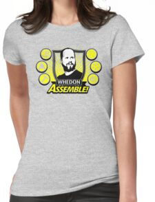 Whedon Assemble Womens Fitted T-Shirt